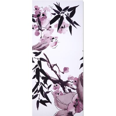 Graham & Brown Kyoto Cherry Blossom Canvas Wall Art