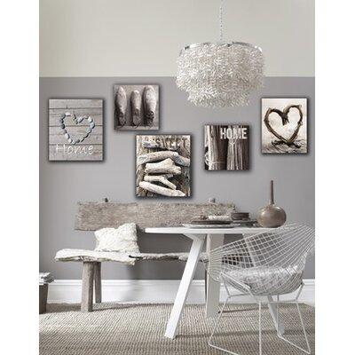 Graham & Brown Home Sweet Home Graphic Art on Canvas