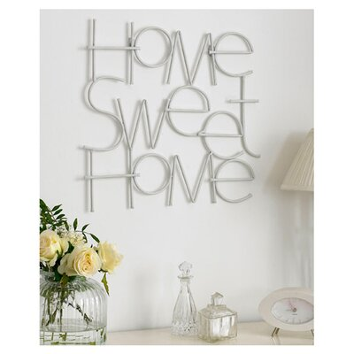 Graham & Brown Sweet Home Art Wall Décor