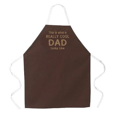 Attitude Aprons by L.A. Imprints Really Cool Dad Apron