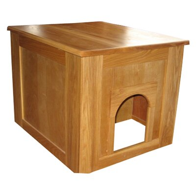 <strong>Classic Pet Beds</strong> Flat Panel Litter Box Concealment Cabinet