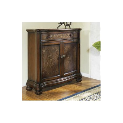 Timeless Classics 1 Drawer 2 Door Accent Chest