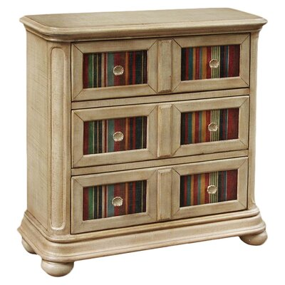 Pulaski Furniture Artistic Expressions 3 Drawer Hall Chest