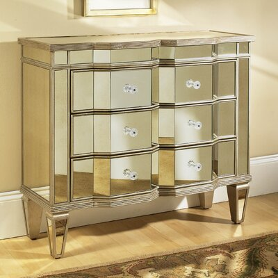 Pulaski Furniture Marquis Mirrored Accent Chest