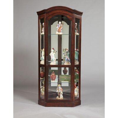 Pulaski Furniture Curio Corner Cabinet Images