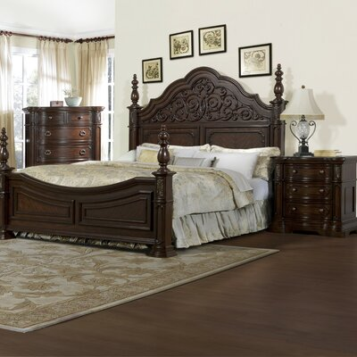 Pulaski Furniture Solana Panel Bedroom Collection