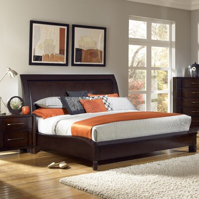 Pulaski Furniture Amaretto Panel Bed