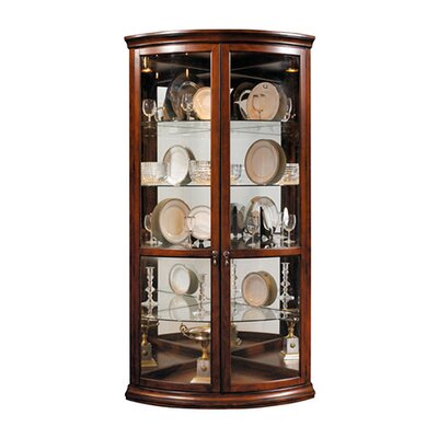 Corner Curio Cabinet Wayfair