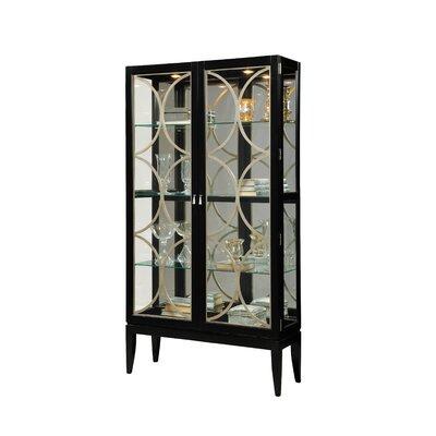 pulaski curio cabinet
