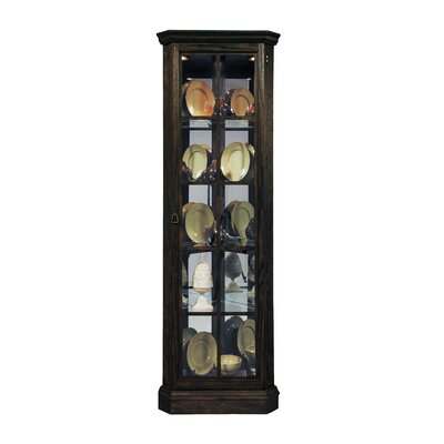 Pulaski Furniture Curio Corner Cabinet