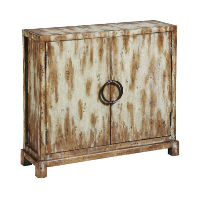 <strong>Pulaski Furniture</strong> Rustic Chic 2 Door Hall Chest