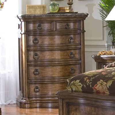 San Mateo 5 Drawer Chest