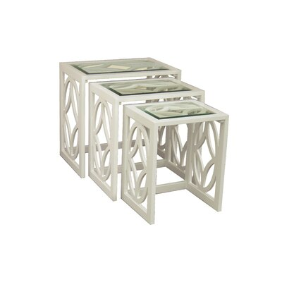 Pulaski Furniture 3 Piece Nesting Tables