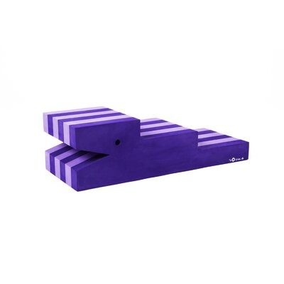 bObles Tumbling Crocodile in Purple