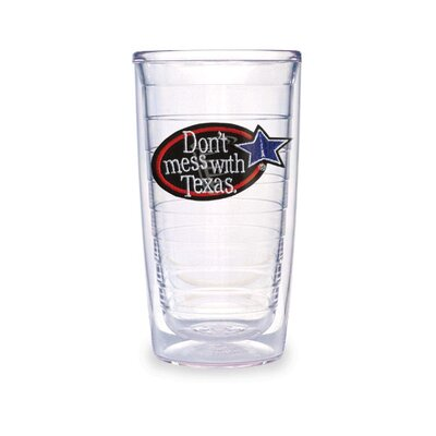 Tervis Tumbler Don't Mess With Texas 10 oz. Tumbler
