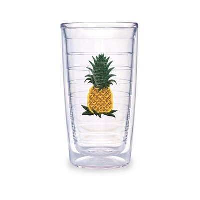 Tervis Tumbler Pineapple 16 oz. Tumbler (Set of 4)