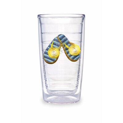 Tervis Tumbler Flip Flop 16oz. Blue Tumbler (Set of 2)