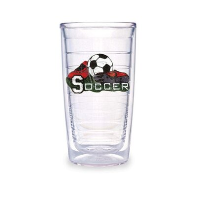 Tervis Tumbler Sports Soccer 16 oz. Tumbler (Set of 4)