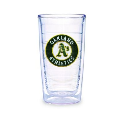 MLB 16 oz Insulated Tumbler (Set of 4)