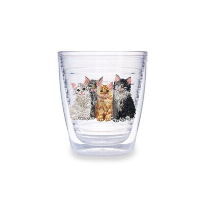 Tervis Tumbler Kittens 12 Oz Tumbler (Set of 4)