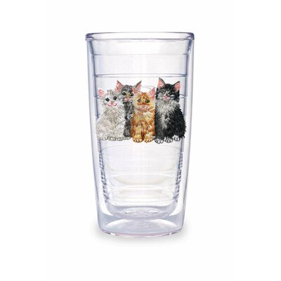 Tervis Tumbler Kittens 16 Oz Tumbler (Set of 2)