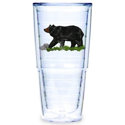 Tervis Tumbler Black Bear 24 oz. Big-T Tumbler (Set of 2)