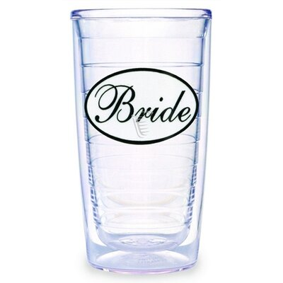 Bride Twill 16 oz. Tumbler (Set of 4)