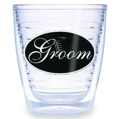 Tervis Tumbler Groom Twill 12 oz. Tumbler (Set of 4)