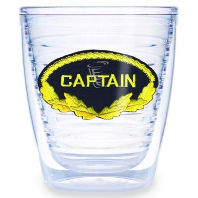 Tervis Tumbler Captain 12 oz. Tumbler (Set of 4)