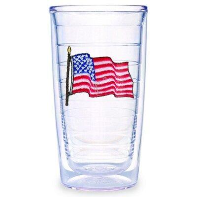 American Flag 10 oz. Tumbler
