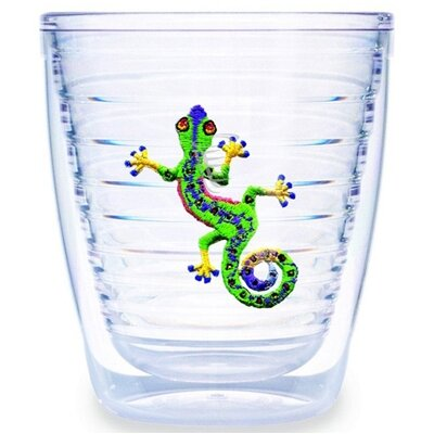 Gecko Green 12 oz. Tumbler (Set of 4)
