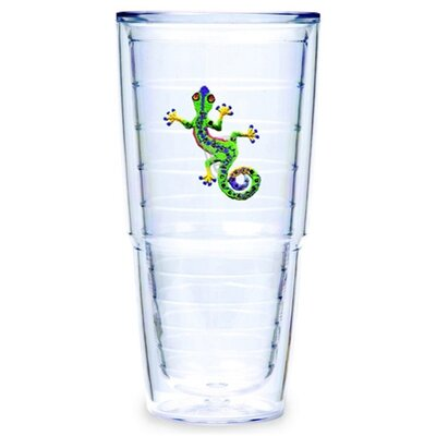 Tervis Tumbler Gecko Green 24 oz. Big-T Tumbler (Set of 2)