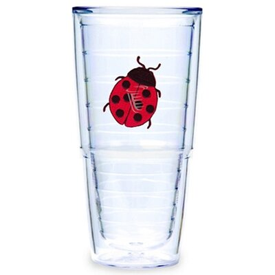 Tervis Tumbler Lady Bug 24 oz. Big-T Tumbler
