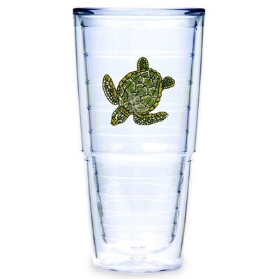 Tervis Tumbler Sea Turtle 24 oz. Big-T Tumbler (Set of 2)