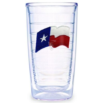 Texas Flag 16 oz. Tumbler (Set of 4)