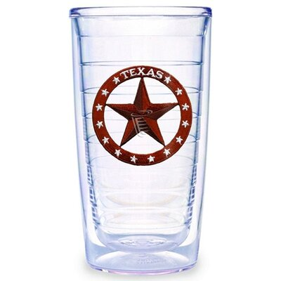 Texas Star 16 oz. Tumbler (Set of 2)