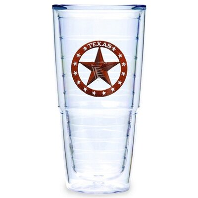 Texas Star 24 oz. Tumbler (Set of 2)