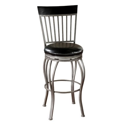 Torrance Bonded Leather Stool