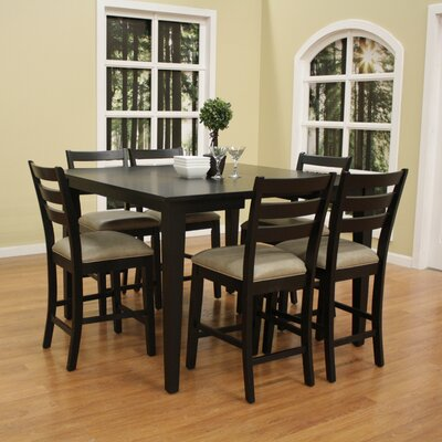 American Heritage Este 7 Piece Counter Height Dining Set
