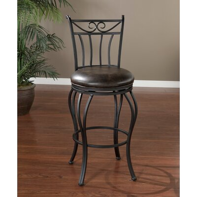 Arvada Bonded Leather Stool