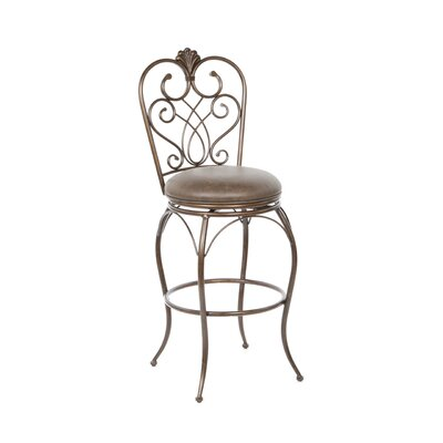 "American Heritage Solace 30"" Swivel Bar Stool"