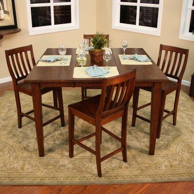 American Heritage Este 5 Piece Counter Height Dining Set