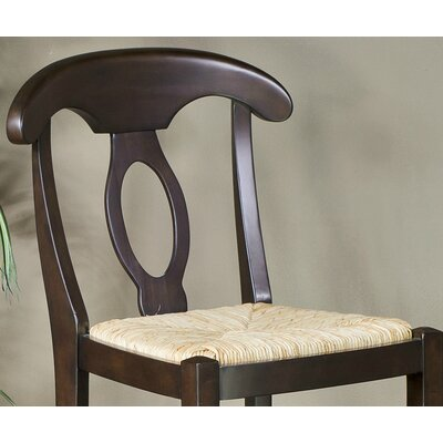 American Heritage Alita Stationary Bar Stool in Sienna