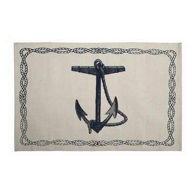 Thomas Paul Bath Anchor Bath Mat