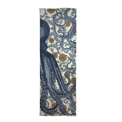 Thomas Paul Vineyard Octopus Scarf