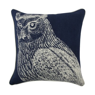 Thomas Paul The Resort Owl Pillow Cover