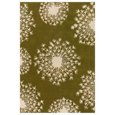 Thomas Paul Tufted Pile Kiwi/Cream Seed Rug