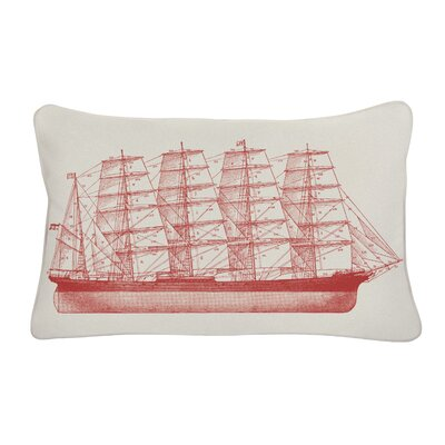Outdoor Tall Ship Pillow