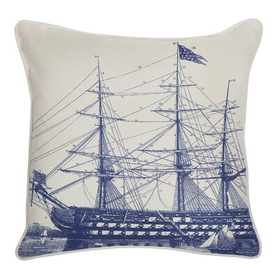 Thomas Paul Outdoor Ship Pillow in Denim