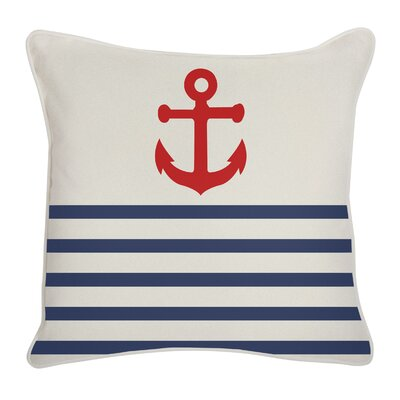 Thomas Paul Outdoor Anchor Pillow in Lava